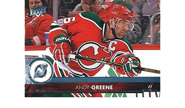 Amazon.com  2017-18 Upper Deck  119 Andy Greene NJ Devils  Collectibles    Fine Art 6a4d1c3e4