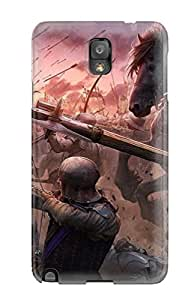 Lucas B Schmidt's Shop RT07FDPX451V8127 Excellent Galaxy Note 3 Case Tpu Cover Back Skin Protector The Epic Battle