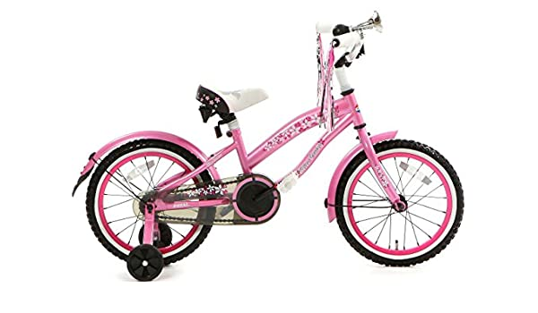 Bicicleta holandesa para niña 16 pulgadas poza Cruiser Bela Color ...