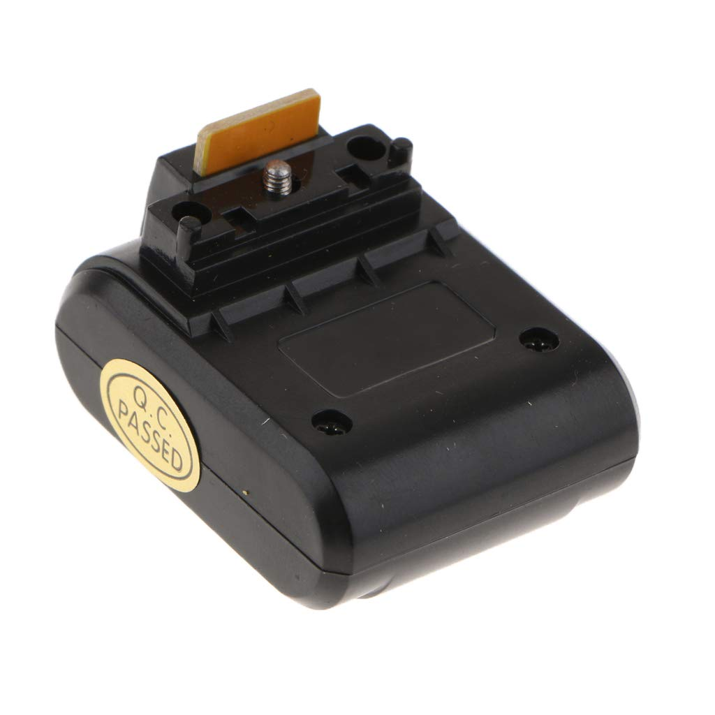 Baoblaze Flash Hot Shoe Adapter Speedlight Sync Converter for Sony NEX-3, NEX-3A, NEX-3D, NEX-3DW, NEX-3K, NEX-3KS, NEX-5 More Camera