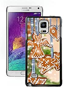 linJUN FENGIndividualization Christmas decorations Black Samsung Galaxy Note 4 Case 1