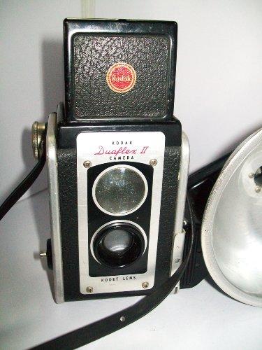 Review Vintage Kodak Duaflex II