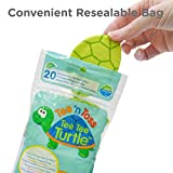 Neat Solutions Tee N Toss Tee Tee Turtle, 20 Count