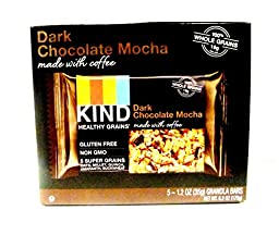 Kind Bar Hg 5pk Drk Choc Mocha