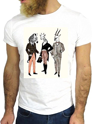 T-SHIRT JODE GGG24 HZ0378 FUN COOL VINTAGE ROCK FUNNY FASHION CARTOON NICE AMERICA BIANCA - WHITE S