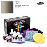 HONDA CR-V / BORREGO BEIGE MET - YR566M-C / COLOR N DRIVE TOUCH UP PAINT SYSTEM FOR PAINT CHIPS AND SCRATCHES / PRO PACK
