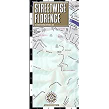 Streetwise Florence Map - Laminated City Center Street Map of Florence, Italy (Michelin Streetwise Maps)