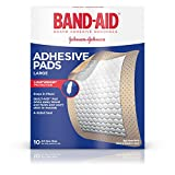 Best Adhesive Bandages - Band-Aid First Aid Pads, Adhesive Bandages, Large Adhesive Review