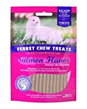 N-Bone Ferret Salmon Flavor Chew Treats, 3.74 oz