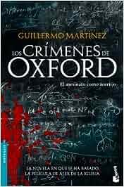 Los crímenes de Oxford (Booket Logista): Amazon.es
