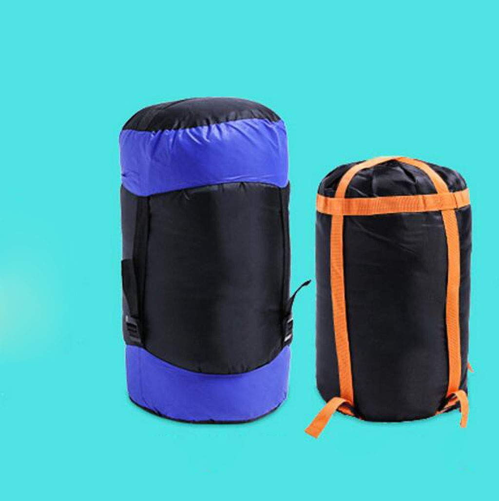 FEIYUESS Saco de Sobres, Dormir para Sobres, de Acampar al Aire Libre Mantenga el Saco de Dormir para Adultos, Sacos de Dormir para la Temporada de Primavera, Verano y otoño (Color : Azul) 9bfab5