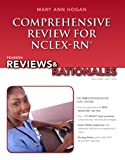 Image de Pearson Reviews & Rationales: Comprehensive Review for NCLEX-RN (2nd Edition) (Hogan, Pearson Reviews & Rationales Series)