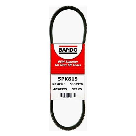 Alternator Drive Belt Bando 5PK1050B