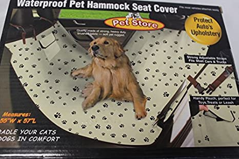 Marvelous Waterproof Pet Hammock Seat Cover Onthecornerstone Fun Painted Chair Ideas Images Onthecornerstoneorg