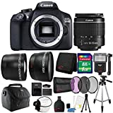 Canon EOS 1300D / T6 DSLR Camera with 18-55mm Lens and Ultimate Accessory Bundle