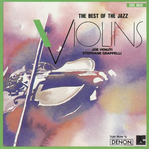 (The Best of the Jazz Violins)