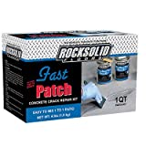 RUST-OLEUM 60339 Rocksolid Quart Grey Patch Kit