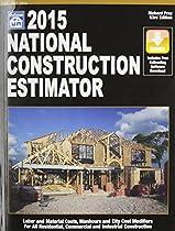 National Construction Estimator 2015