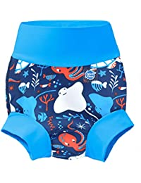 362a8c97ab899 New and Improved Happy Nappy Swim Diapers (Under The Sea, 12-24 Months