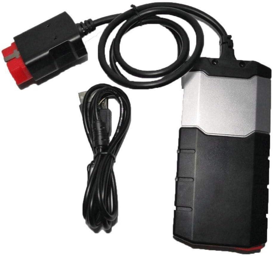 puerto Obd-Ii,Black Diagnosis De Coche Para Ordenador,Diagn/óstico Obd,Maquina Diagnosis Coche Multimarca Autocom,Herramientas de diagn/óstico del sistema del motor Obd-Ii