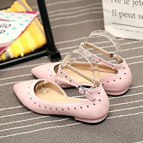 Bailarinas tobillo mujer de Correa Orsay Pink Shoes D Zanpa Sweet nqSgwxBPOn