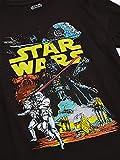 Star Wars Men's Rebel Classic Graphic