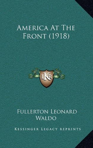Download America At The Front (1918) ebook