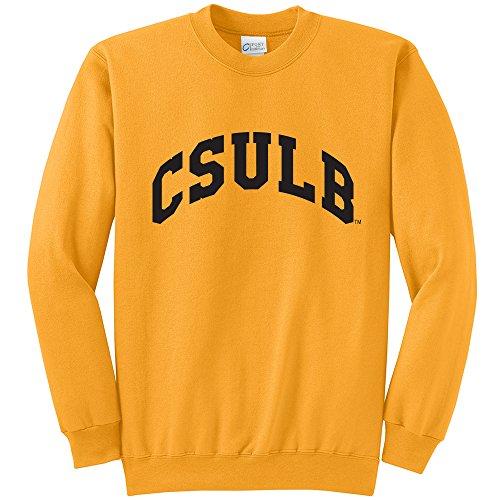 (Campus Merchandise NCAA Long Beach State 49Ers Crew Neck Sweatshirt, 3X-Large Tall,)