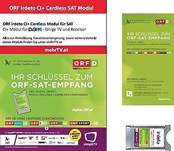 M/ódulo CI+ ORF irdeto