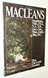 img - for Maclean's - Canada's National Magazine, April 1971 - David Lewis and His Political Family book / textbook / text book