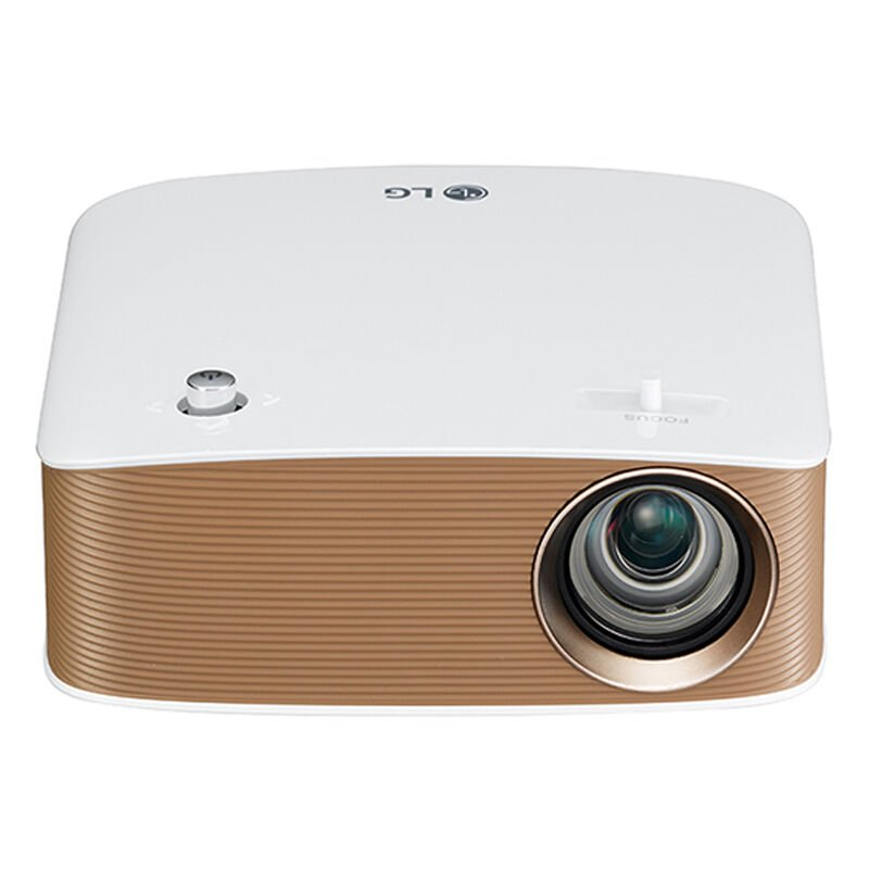 LG Electronics PH150G LED Projector with Bluetooth Sound, Screen Share and Built-in Battery (2016 Model) by LG