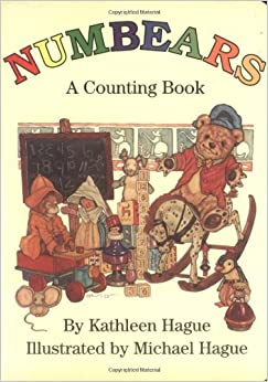 Numbears: A Counting Book (Henry Holt Young Readers) by Kathleen Hague (1999-09-15)