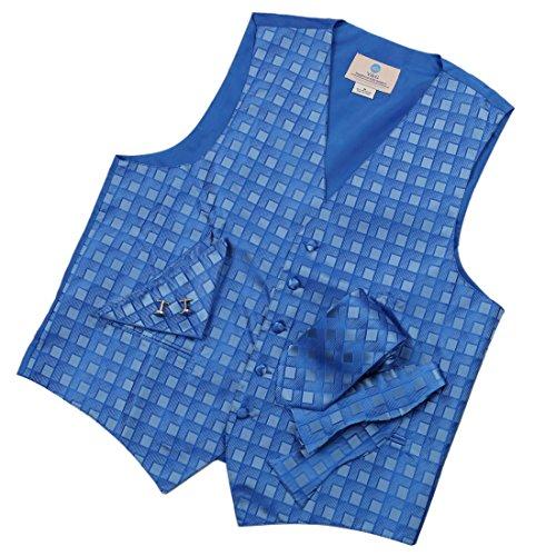 Designer Vest Bow Tie - 6