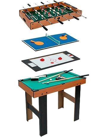 ceeb3a1f31 ColorBaby - Mesa multijuegos de madera