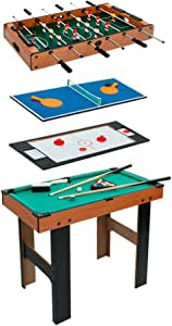 COLORBABY - Mesa multijuegos (4 en 1): Amazon.es: Juguetes y juegos