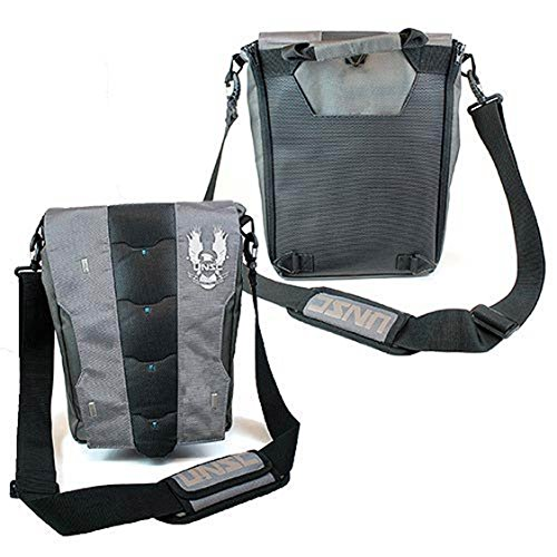 Halo 4 UNSC Fleet Officer Bag (Halo Messenger Bag)
