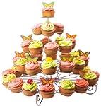 Andrew James Premium 5 Tier Cup Cake...