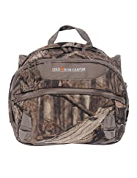 Mossy Oak Camouflage Hunting Waist Pack with Water Proof Zippers