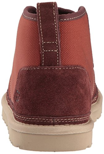 UGG Burgundy Neumel Boot Unlined Men's Chukka rfrPvYq
