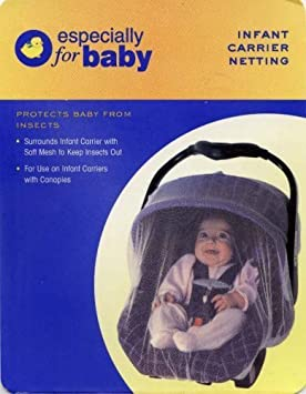 Espedially for Baby - Infant Carrier Netting by Toys R Us: Amazon.es: Bebé