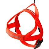 EzyDog Quick Fit Dog Harness, Blaze Orange, Large, My Pet Supplies