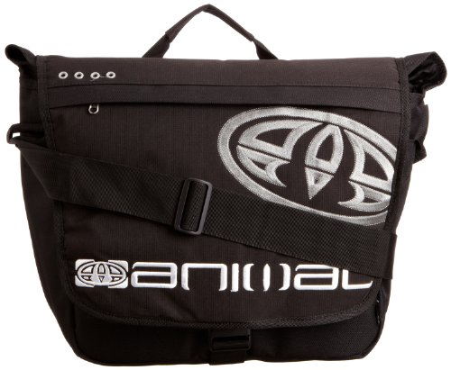 Animal Redcliffe Messenger Bag - Black - One Size