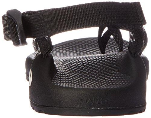 Chaco Athletic Women's Sandal Classic Boost Zx2 Black SqrASn4