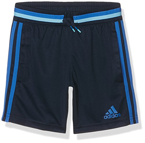 adidas Kinder Condivo 16 Training Shorts, Collegiate Navy/Blue/Bright Cyan, 140, AB3115