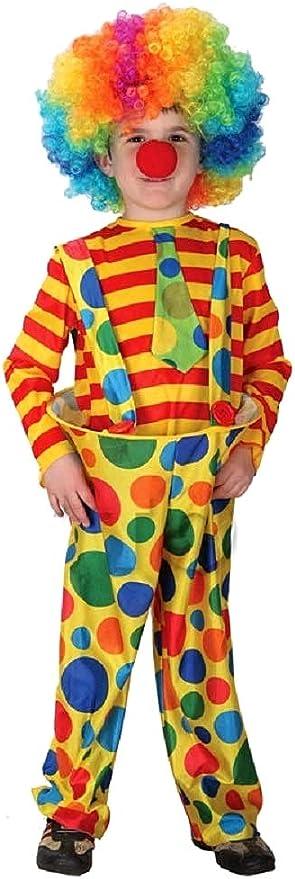 Disfraz de payaso - circo - disfraces para niños - carnaval ...