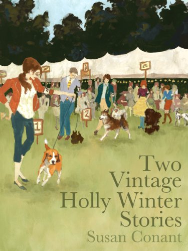 Two Vintage Holly Winter Stories