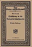 Einführung in Die Relativitätstheorie, Bloch, Werner, 3663154718