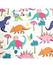 Dinosaur Bash Gift Wrapping Paper
