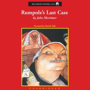 Rumpole's Last Case Audiobook