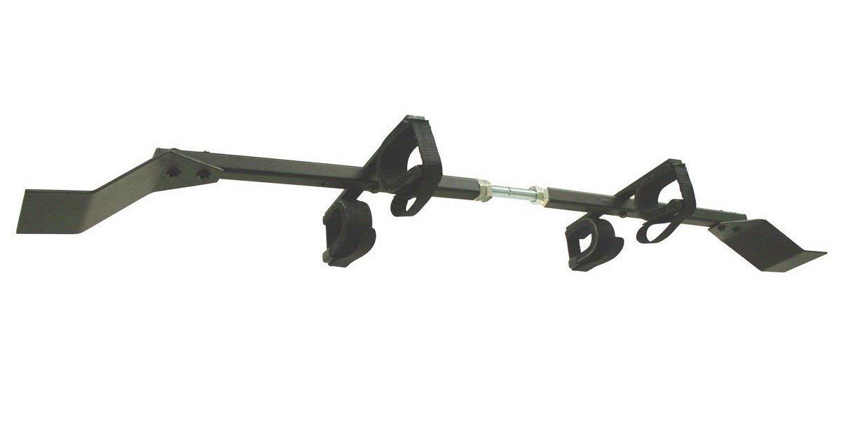 Great Day Center-Lok Overhead Gun Rack for TRUCK/SUV - 2 gun (48''-54'' width) by Great Day